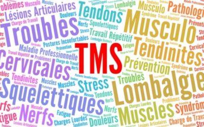 PREVENTION DES TMS : DES VIDEOS POUR EXPLIQUER LES BONS GESTES